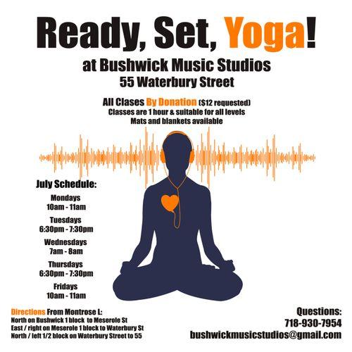 Bwick Yoga Square