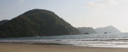 La Manzanilla beach